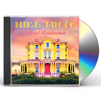 Mike Pinto HOTEL RENDEZVOUS CD