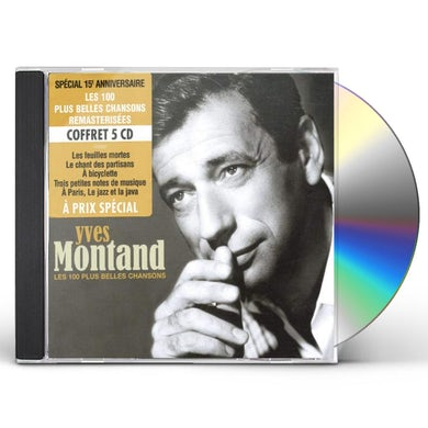 Yves Montand THE CHANSON COLLECTION CD