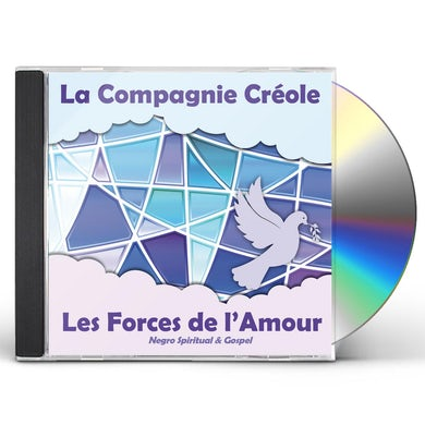 La Compagnie Creole LES FORCES DE L'AMOUR CD