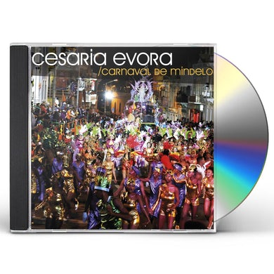 Cesaria Evora CARNAVAL DE MINDELO CD