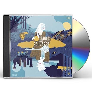 Sages Comme Des Sauvages LUXE MISERE CD