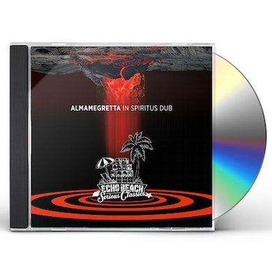 Almamegretta IN SPIRITUS DUB CD