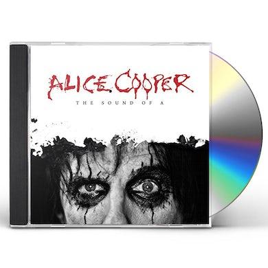 Alice Cooper SOUND OF A CD
