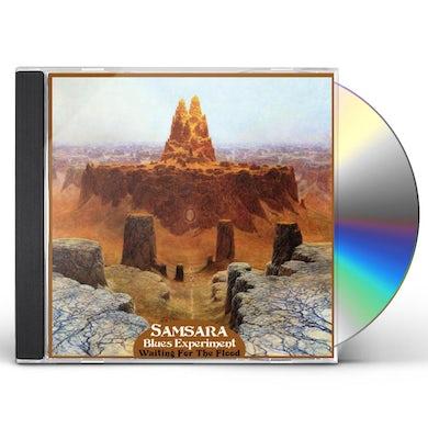 Samsara Blues Experiment WAITING FOR THE FLOOD CD