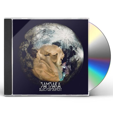 Samsara Blues Experiment ONE WITH THE UNIVERSE CD
