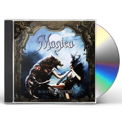 Magica WOLVES & WITCHES CD