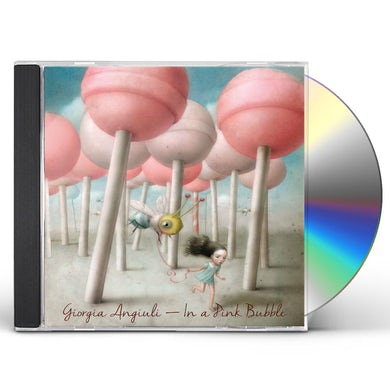 IN A PINK BUBBLE CD