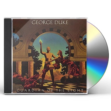 George Duke GUARDIAN OF THE LIGHT CD