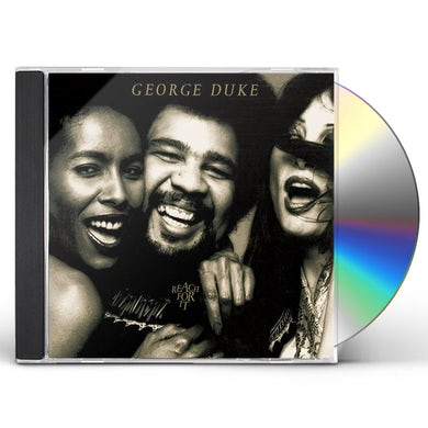George Duke REACH FOR IT CD
