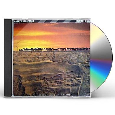 Bobby Hutcherson HIGHWAY ONE CD