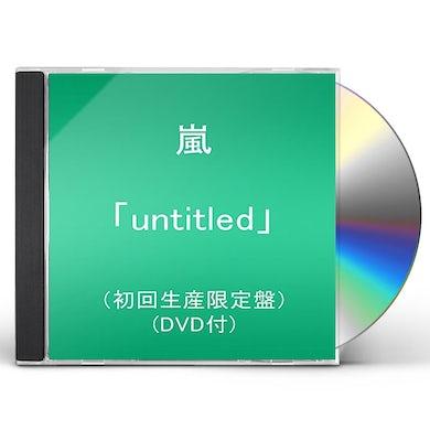 Arashi UNTITLED CD