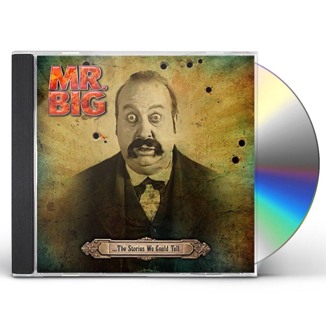 Mr Big STORIES WE COULD TELL CD