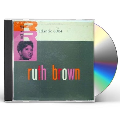 Ruth Brown ROCK & ROLL CD