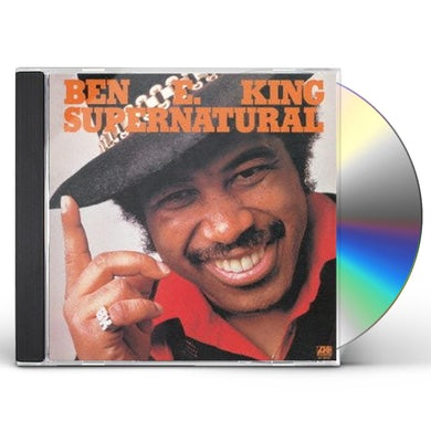 Ben E King SUPERNATURAL CD