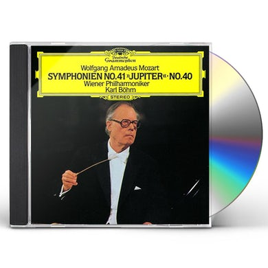 Karl Bohm MOZART: SYMPHONIES NOS.40 & 41 CD