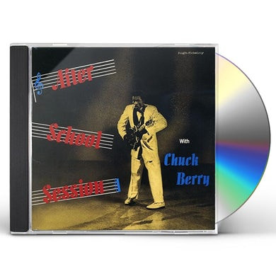 Chuck Berry AFTER SCHOOL SESSION CD
