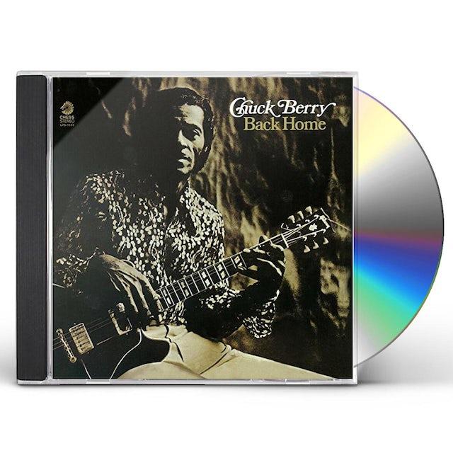 Chuck Berry BACK HOME CD