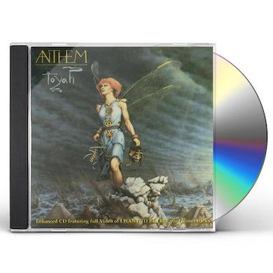 Toyah ANTHEM CD
