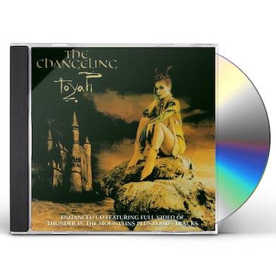 Toyah CHANGELING CD