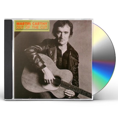 Martin Carthy OUT OF THE CUT CD