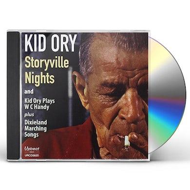 Kid Ory STORYVILLE NIGHTS CD