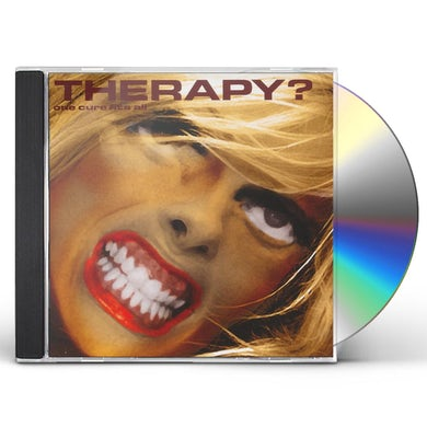 Therapy ONE CURE FITS ALL CD
