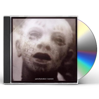 PAIN OF SALVATION SCARSICK CD