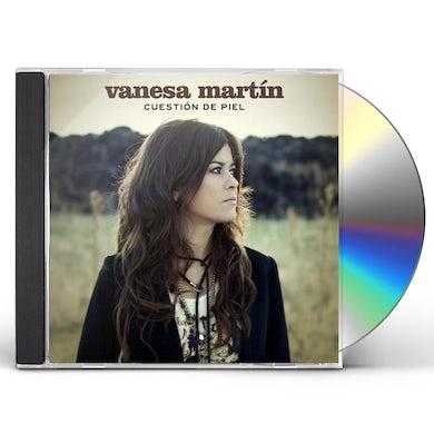 Vanesa Martin CUESTION DE PIEL CD