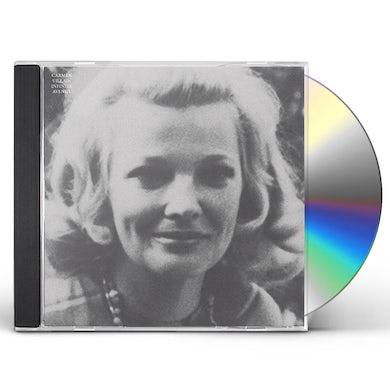 Carmen Villain INFINITE AVENUE CD