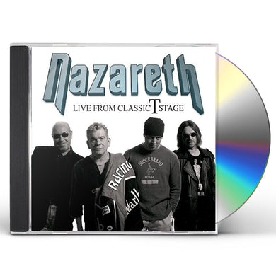 NAZARETH: LIVE AT T STAGE CD