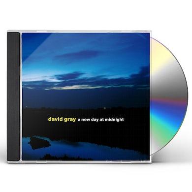 David Gray A NEW DAY AT MIDNIGHT CD
