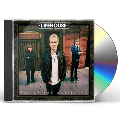 Lifehouse OUT OF THE WASTELAND CD