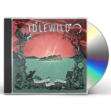 Idlewild EVERYTHING EVER WRITTEN CD