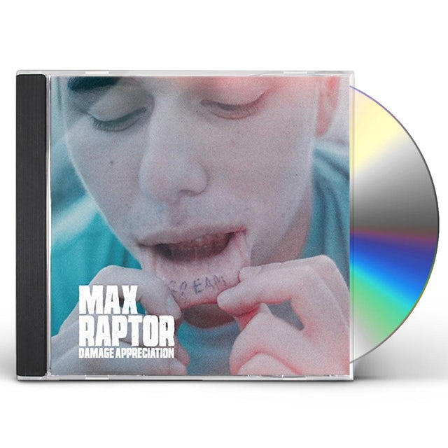 Max Raptor DAMAGE APPRECIATION EP CD