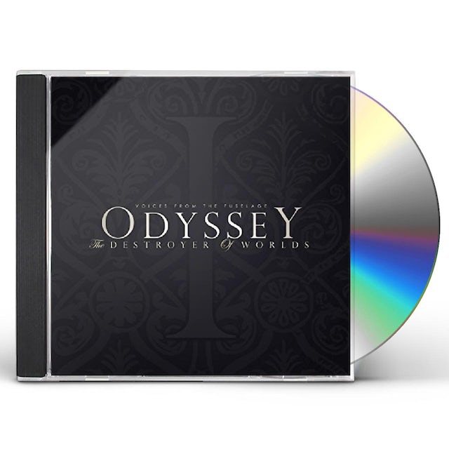 Voices from the Fuselage ODYSSEY: THE DESTROYER OF WORLDS CD