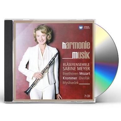 HARMONIE MUSIK CD