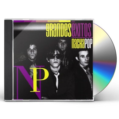 GRANDES XITOS: NACHA POP CD