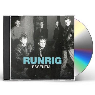 Runrig ESSENTIAL CD