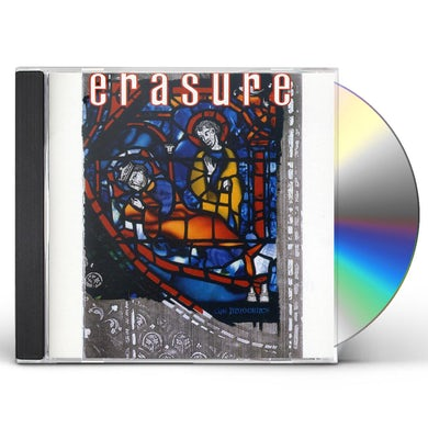 Erasure INNOCENTS (21ST ANNIVERSARY EDITION) CD