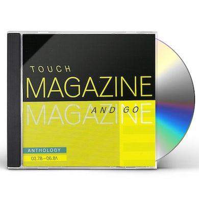 Magazine TOUCH & GO: ANTHOLOGY 02.78 - 06.81 CD