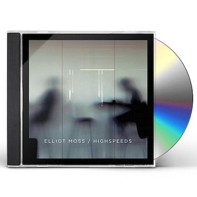 Elliot Moss HIGHSPEEDS CD