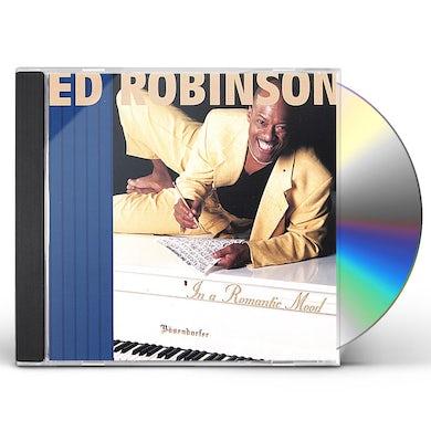 Ed Robinson IN A ROMANTIC MOOD CD