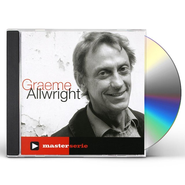 Graeme Allwright MASTER SERIE CD