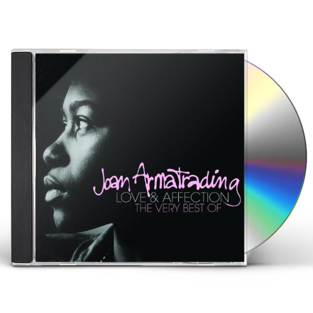 Joan Armatrading Love Amp Affection Very Best Of Cd