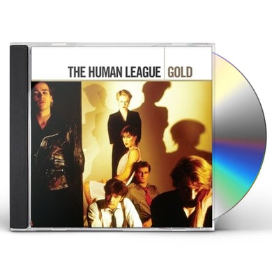The Human League GOLD CD