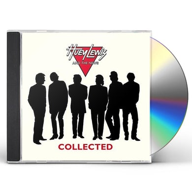 Huey Lewis & The News COLLECTED CD