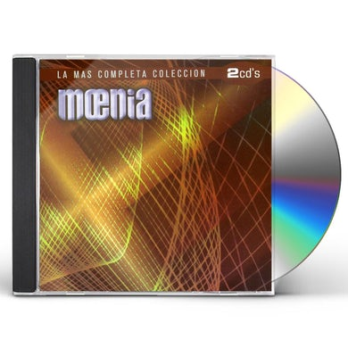 Moenia LA MAS COMPLETA COLECCION CD
