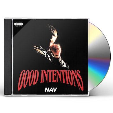 NAV Good Intentions CD