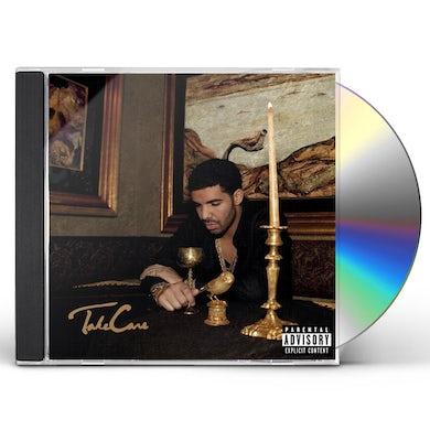 Drake  Take Care (Deluxe) (Explicit) CD