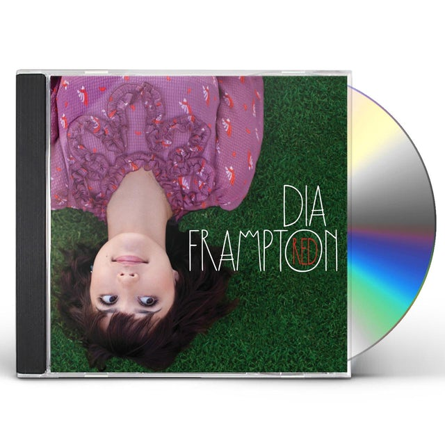 Dia Frampton RED CD